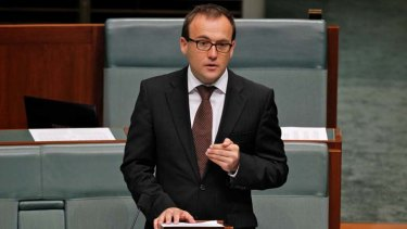 """""""The public is ready for change"""" ... Greens MP Adam Bandt."""