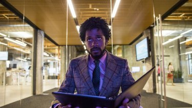 <i>Sorry to Bother You</I> has plenty of brilliantly sharp moments.