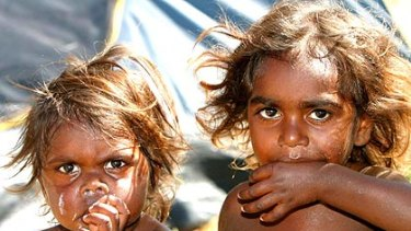 Aboriginal children are suffering hearing infections at higher rates than in impoverished African nations.