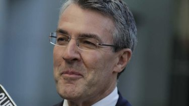 Former attorney-general Mark Dreyfus who argued the case against Japanese whaling at the ICJ.