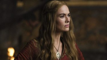 The wicked witch of Westeros ... Cersei Lannister.