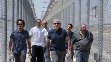 Sons of Anarchy - back on the streets.