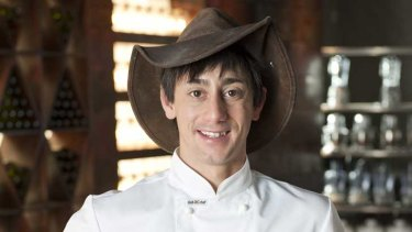 Cowboy gets culled ... Matty McKenzie on <i>MasterChef Professionals</i>