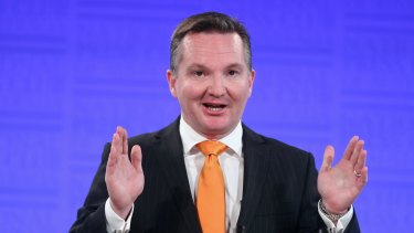 Shadow treasurer Chris Bowen said a price on carbon remained central to Labor's platform.