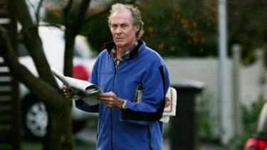 Steiner 'guru' ... Roger Graham.
