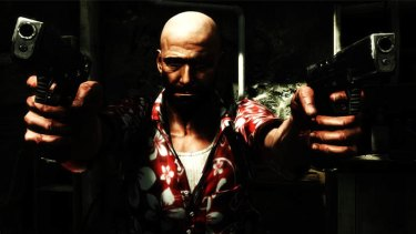 A screengrab from <i>Max Payne 3</i>.