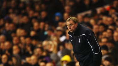 Geography not his strong suit: Harry Redknapp.