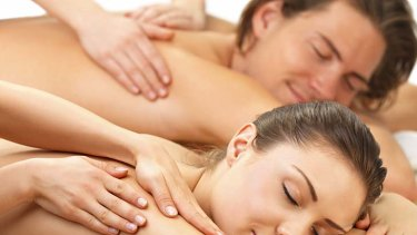 They want to get more men through the door but is there really a place for us in the world of the spa treatment?