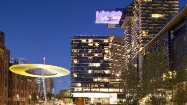 Award-winning Central Park in Sydney