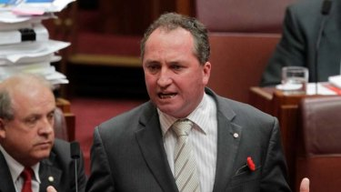"""""""You have to understand that no car in the whole world is produced without some form of subsidy"""" ... Senator Barnaby Joyce."""