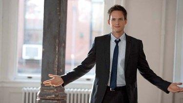 Patrick J. Adams in <i>Suits</i>.