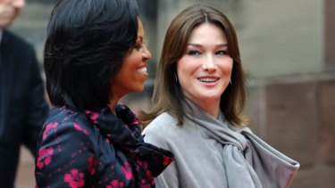 French First Lady S New Foundation To Fund Projects