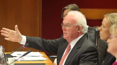 The NSW Legislative Council conducts a hearing into Ethics Classes.  Former politician David Hill speaks in favour of the classes in NSW schools.