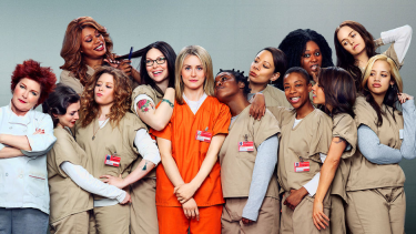The cast of <i>Orange is the New Black</i>.