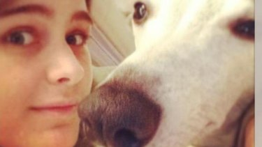 Italian woman Caterina Simonsen has faced down anti-vivisectionist critics on TV.