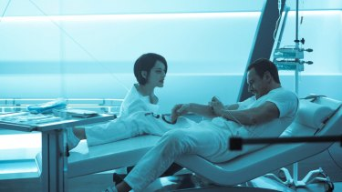 Marion Cotillard as Sofia, left, and Michael Fassbender team up again in <i>Assassin's Creed</I> having worked together in the past for director Justin Kurzel.