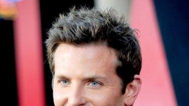 Going nowhere ... Bradley Cooper