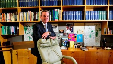 Education Minister Christopher Pyne ordered the review after the Coalition won the 2013 election.