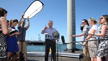 Prime Minister Malcolm Turnbull says the media should focus less on same-sex marriage