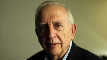Social researcher and author Hugh Mackay.
