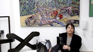 Randi  Linnegar ...   gallery will ask sculptors not to participate.