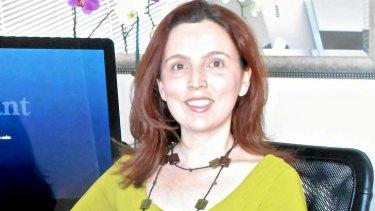 Ines Almeida tired of gender-bias in toy shops.