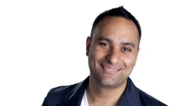 Stadium man...Russell Peters