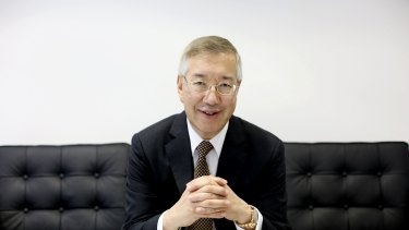 Sirtex Medical CEO Gilman Wong ... UBS says the company could aspire to a market four times larger.