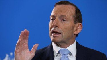 Tony Abbott is not the first and will not be the last to bend the truth to suit his purposes.