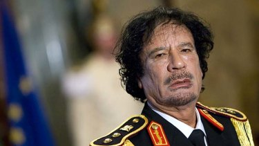 """""""We can hope rebel victory will not be marred by cruelty ... whatever the mass murder and terrorism during Gaddafi's 42 years of iron rule."""""""