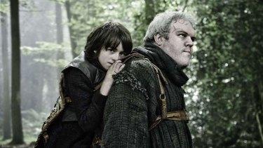 Hodor... (and Bran).