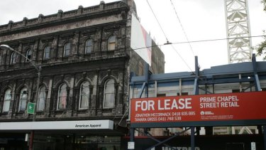 Chapel Street is due for a $6 million makeover.