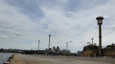How Barangaroo's Headland Park looks now.