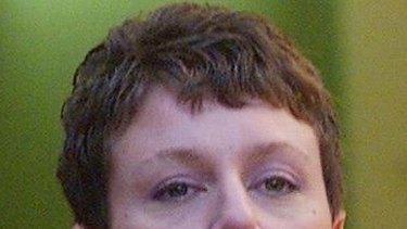 Behind bars for 30 years ... Kathleen Folbigg.
