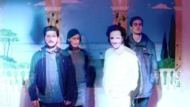 Twerps have wound up a US tour and are in Australia before heading to Europe.