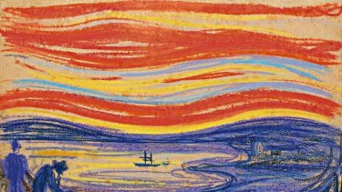 Edvard Munch's 'The Scream' could fetch up to $75 million at auction.