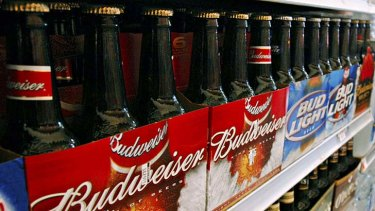 Two brothers are suing the brewer of Budweiser for overstating the alcohol content of the beer.