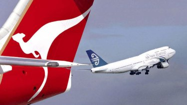 Trans-Tasman turbulence: Emirates has challenged Virgin and Air New Zealand.