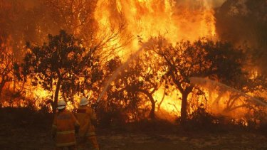Extreme weather events: Research positions cut.