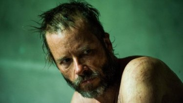 Guy Pearce in <i>The Rover</i>.