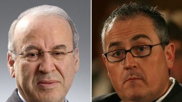 Eddie Obeid, and his replacement, Walt Secord.
