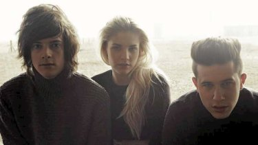 Educated effort: London Grammar's debut album has been well received.