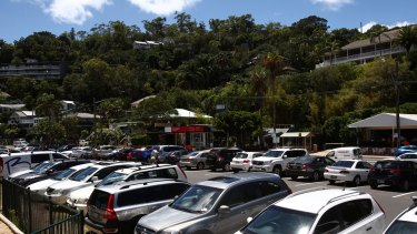 Palm Beach is plagued with traffic congestion and a lack of parking, according to residents.