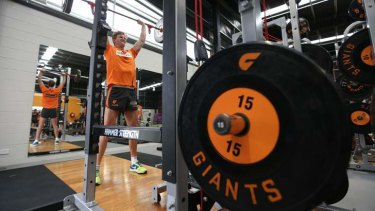 In the zone: The Giants' new facility is the equal of the league's best.