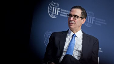 Steven Mnuchin, US Treasury secretary, is confident that the nation's debt ceiling will be raised before summer.