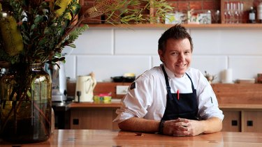 Chef Matt McConnell has helped transform the Gertrude Street precinct with his hot new restaurant Casa Ciuccio.