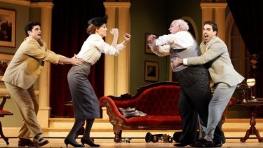 Opera review: Don Pasquale an irresistibly infectious comedy