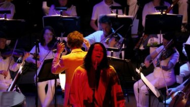 Sublime: Antony and the Johnsons with the Tasmanian Symphony Orchestra.