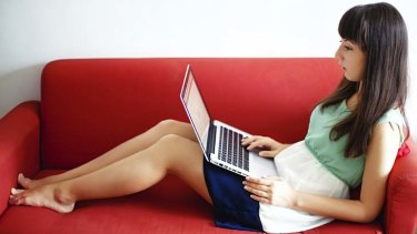 Shopping around: The survey found that Gen Y are better at finding the best deal.