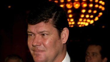 James Packer has held talks to sell the remainder of his media assets.